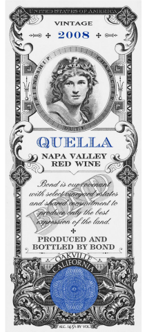 NAPA VALLEY 'Quella' Bond
