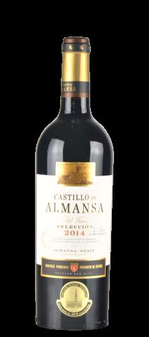 ALMANSA DO 'Seleccion' Castillo de Almansa, Bodegas Piqueras