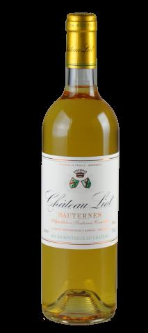SAUTERNES Château Liot