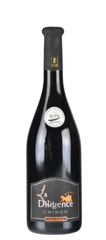 CHINON ROUGE, Domaine Couly-Dutheil 'La Diligence'