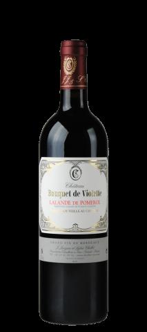 LALANDE DE POMEROL Château Bouquet de Violettes