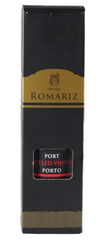 PORTO Romariz Late Bottled Vintage (LBV)