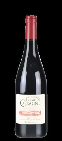 COSTIERES-DE-NIMES 'Les Rameaux' Domaine Grande Cassagne