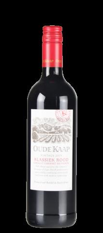 WESTERN CAPE 'Klassiek Rood' Oude Kaap