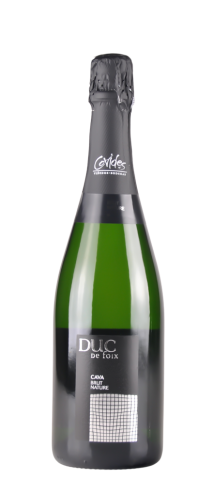 CAVA Methode Traditionelle Duc de Foix 'Brut Nature'