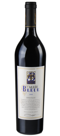 WINE OF ORIGIN FRANSCHOEK 'Pinotage' Allée Bleue