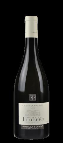 POUILLY- FUISSE 'Vignes de la Côte' Domaine Thibert
