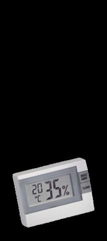 Kelder thermometer/hygrometer electro...