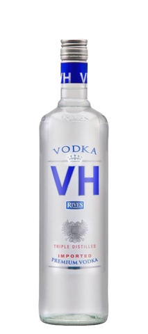 VODKA 'VON HAUPOLD' RIVES 70 CL. 37,5°