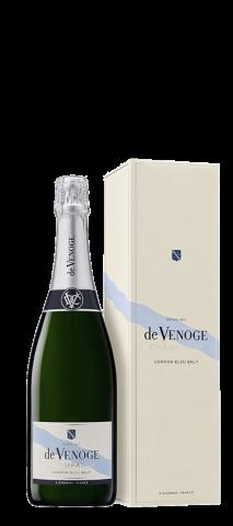Geschenkdoos De Venoge 'Cordon Bleu' Brut