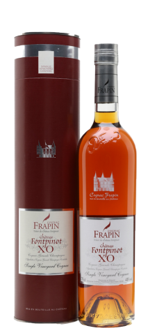 Boite cadeau avec 1 bouteille Frapin Fontpinot