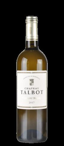 BORDEAUX Blanc Château Talbot 'Caillou Blanc'