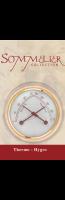 Thermomètre/hygromètre 'Sommelier'