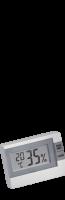 Thermomètre/hygromètre modèle électro...