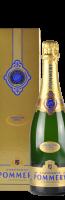 Geschenkdoos met 1 fles Champagne 'Pommery Brut Grand Cru'06