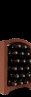 Casier à vin 'Maxi' pour 24 bouteille...